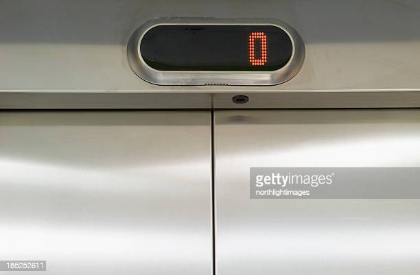 Elevator detail
