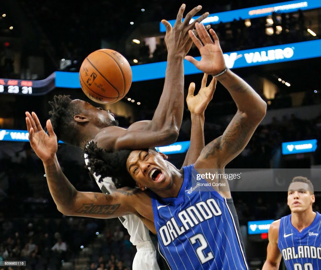 Orlando Magic v San Antonio Spurs