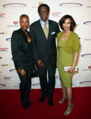 Elgin Baylor and family attend 26th Anniversary Sports Spectacular at the Hyatt Regency Century Plaza on May 22 2011 in Century City California
