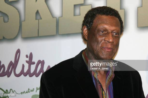 Elgin Baylor during NBA Retired Players Association Annual AllStar Weekend and Bruncheon February 18 2007 at Mandalay Bay Hotel and Resort in Las...