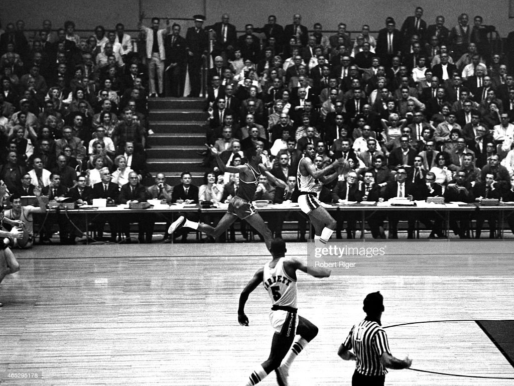 1963 NBA Finals Boston Celtics v Los Angeles Lakers