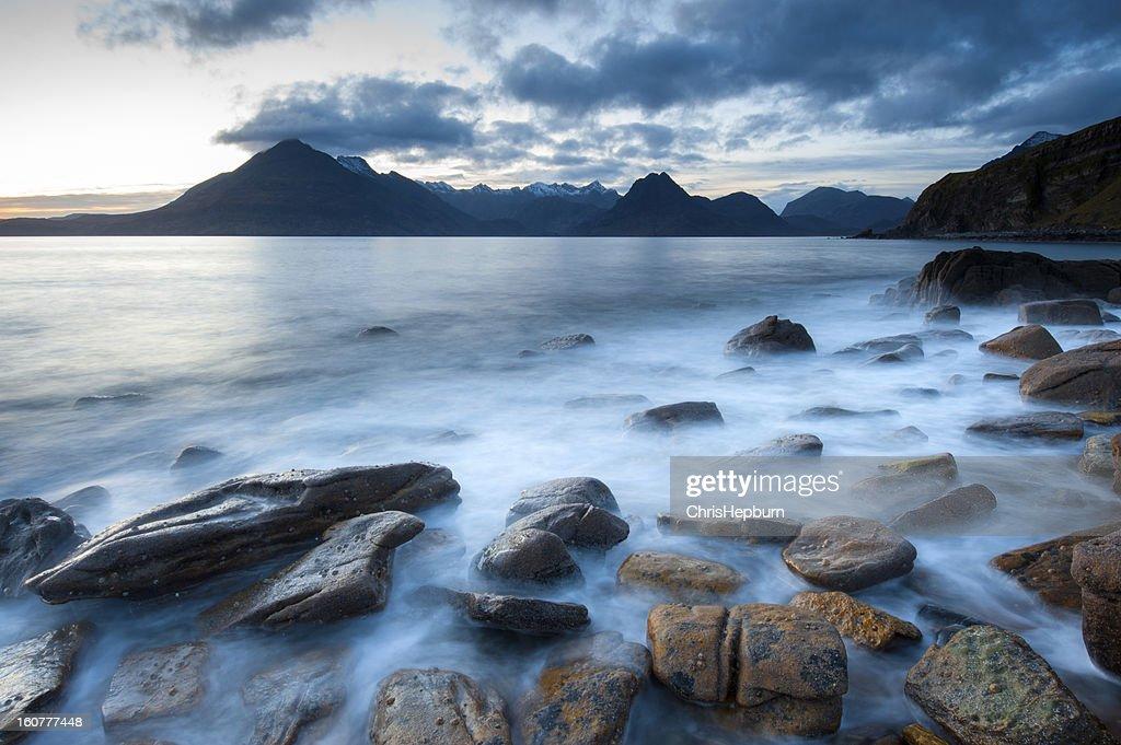 Elgol Beach, Isle of Skye : Stock Photo