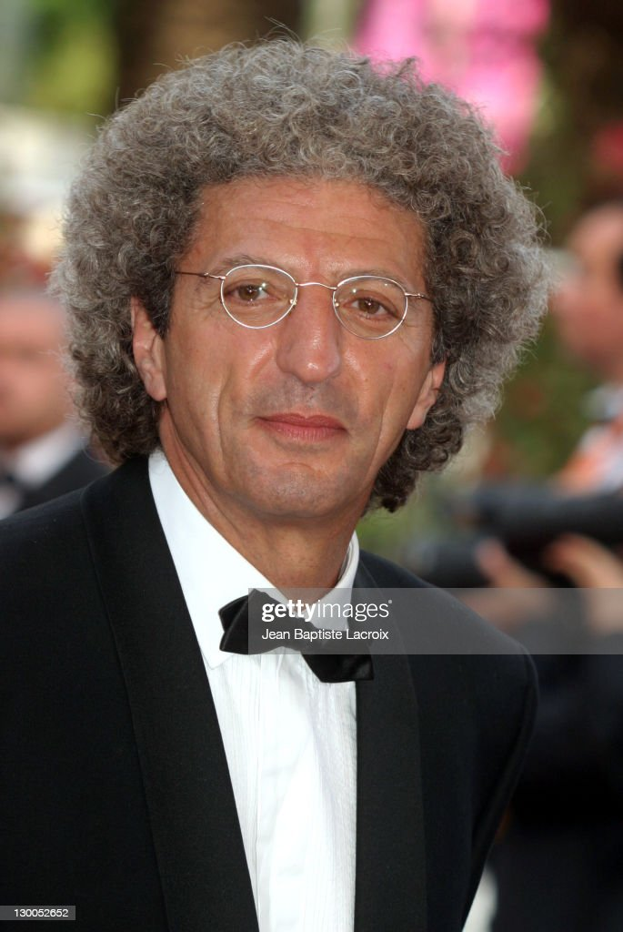 Eli Chouraki during 2003 Cannes Film Festival - The Barbarian Invasions Premiere at Palais des Festivals in Cannes, France.