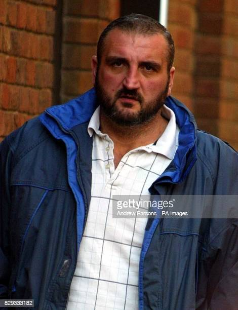 Eli Frankham who lives near King's Lynn Norfolk accused of harrassing the headteacher of his daughter's school 27/09/04 Eli Frankham who was jailed...