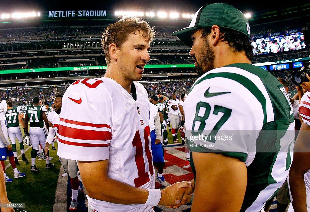 NFL Jerseys Outlet - New York Giants v New York Jets | Getty Images