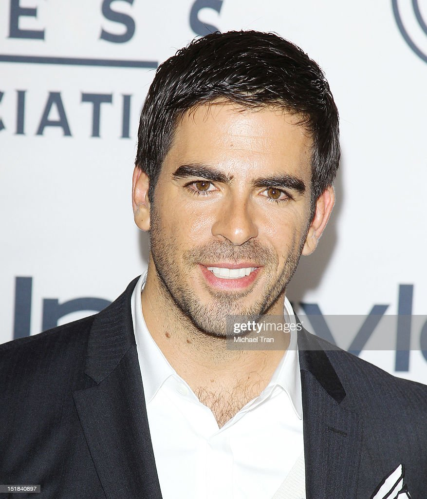<a gi-track='captionPersonalityLinkClicked' href=/galleries/search?phrase=Eli+Roth&family=editorial&specificpeople=543948 ng-click='$event.stopPropagation()'>Eli Roth</a> arrives at the Instyle and the Hollywood Foreign Press Association Party during the 2012 Toronto International Film Festival held at Windsor Arms Hotel on September 11, 2012 in Toronto, Canada.