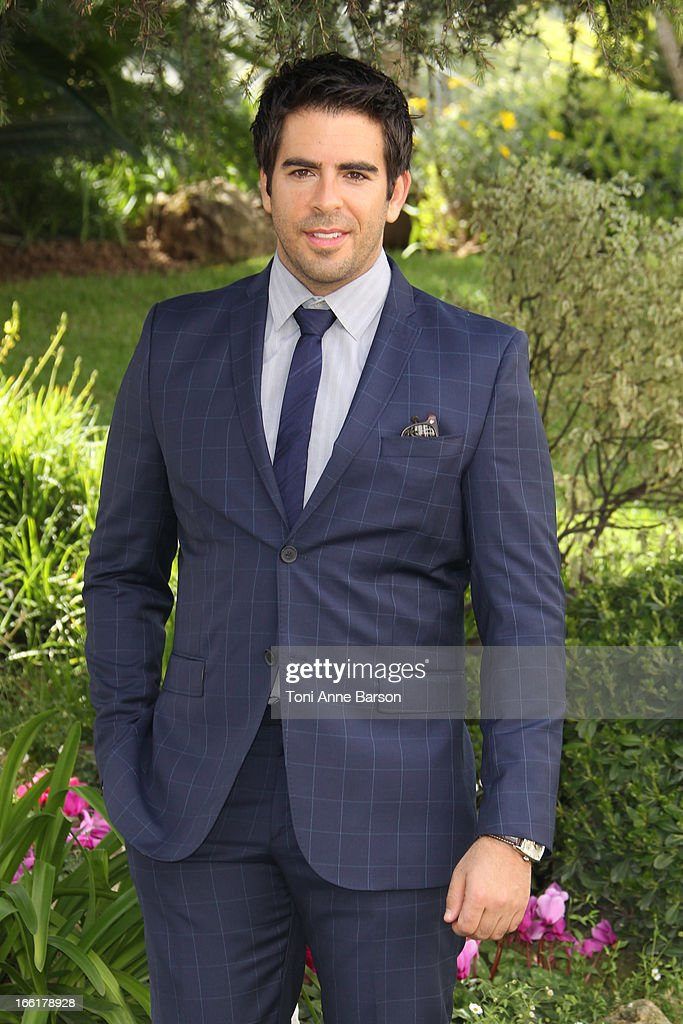 Eli Roth attends 'Hemlock Grove' Photocall during MIPTV at the Majestic Hotel on April 9, 2013 in Cannes, France.