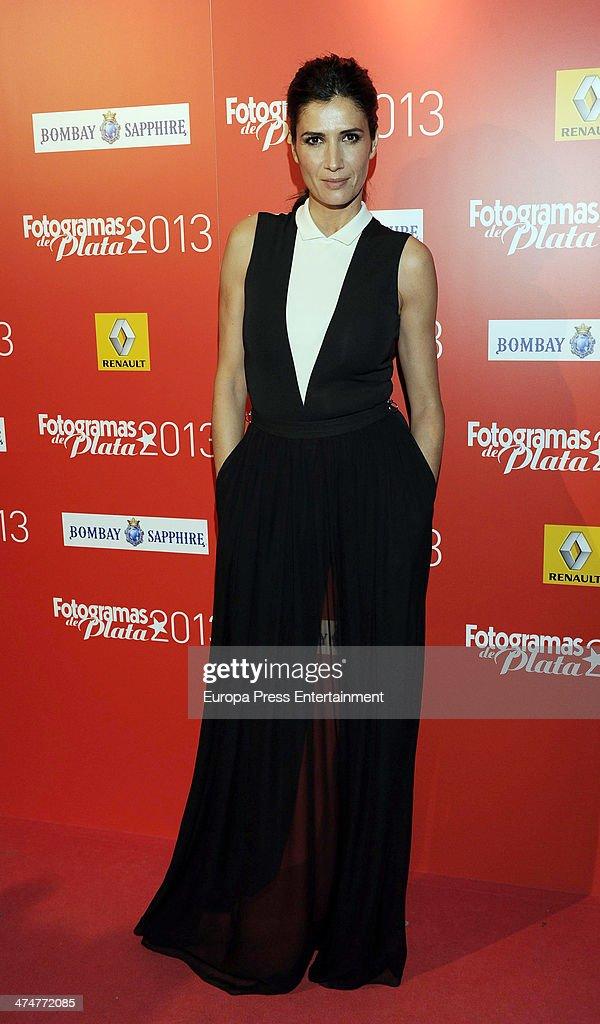 Elia Galera attends Fotogramas Awards 2013 at Joy Eslava Club on February 24 2014 in Madrid Spain