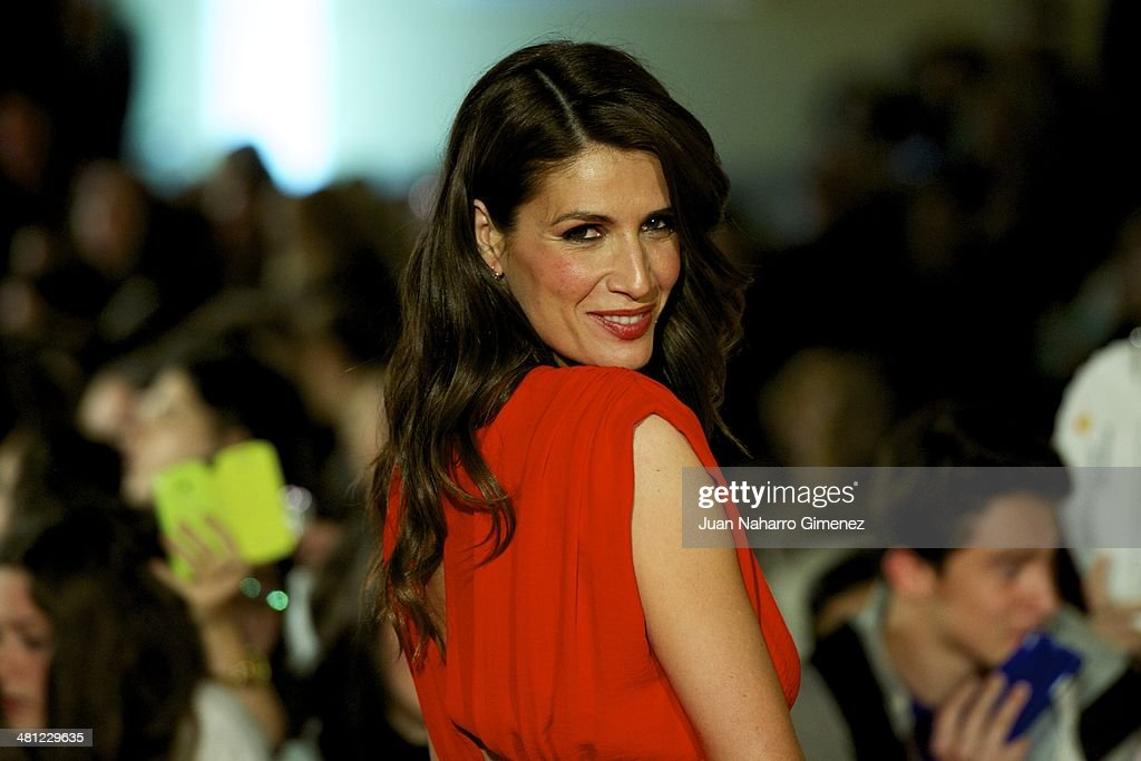 Elia Galera attends 'La Vida Inesperada' premiere during the 17th Malaga Film Festival 2014 at Teatro Cervantes on March 28, 2014 in Malaga, Spain.