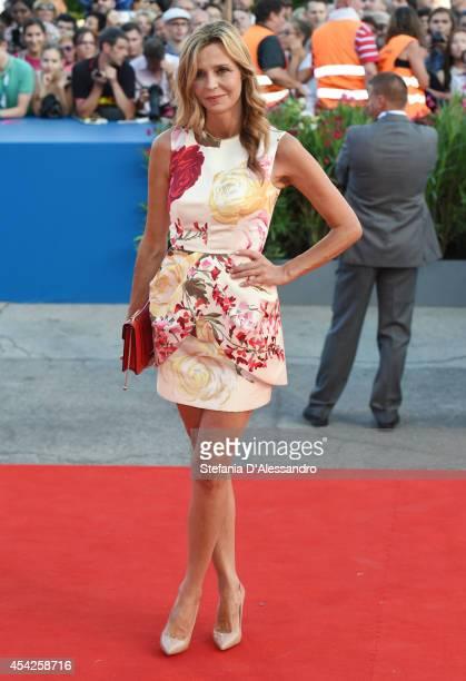 Eliana Miglio attends 'Birdman' Premiere during 71st Venice Film Festival on August 27 2014 in Venice Italy