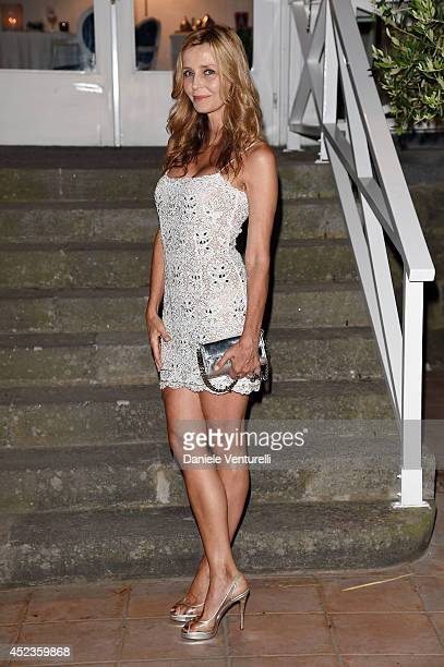 Eliana Miglio attends Day 7 of Ischia Global Film Music Fest 2014 on July 18 2014 in Ischia Italy