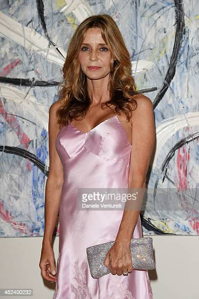 Eliana Miglio attends Day 8 of Ischia Global Film Music Fest 2014 on July 19 2014 in Ischia Italy