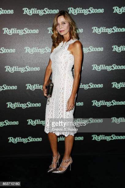 Eliana Miglio attends Rolling Stone Party during Milan Fashion Week Spring/Summer 2018 at on September 24 2017 in Milan Italy
