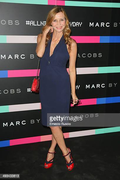 Eliana Miglio attends the Marc By Marc Jacobs MbMJSunnies Party at Spazio 900 on May 23 2014 in Rome Italy