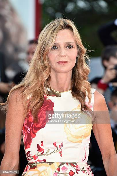 Eliana Miglio attends the Opening Ceremony and 'Birdman' premiere during the 71st Venice Film Festival on August 27 2014 in Venice Italy