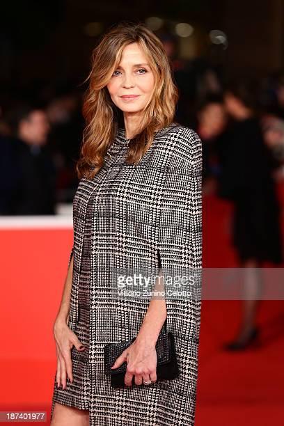 Eliana Miglio attends the Opening Ceremony and 'L'Ultima Ruota Del Carro' Premiere during The 8th Rome Film Festival at Auditorium Parco Della Musica...