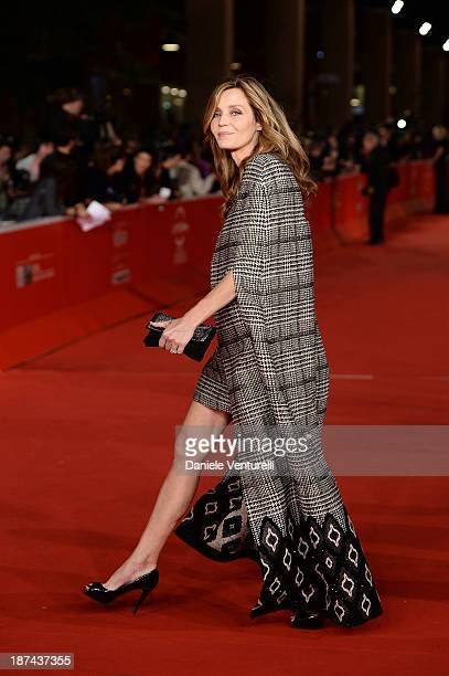Eliana Miglio attends the Opening Ceremony and 'L'Ultima Ruota Del Carro' Premiere during The 8th Rome Film Festival on November 8 2013 in Rome Italy