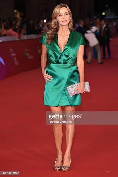 Eliana Miglio attends the Rome Film Festival Opening and 'Soap Opera' Red Carpet during the 9th Rome Film Festival at Auditorium Parco Della Musica...
