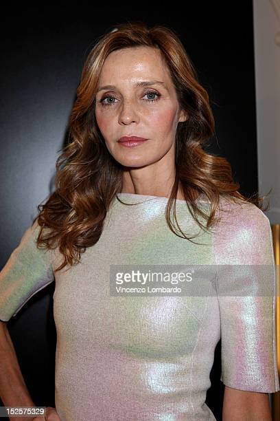 Eliana Miglio attends Vicini Presentation as part of Milan Fashion Week Womenswear Spring/Summer 2013 on September 22 2012 in Milan Italy