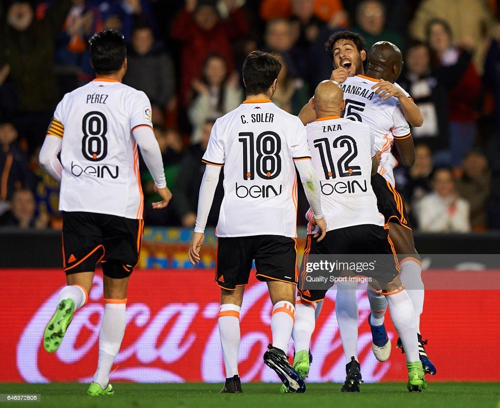s et images de Valencia CF v CD Leganes La Liga
