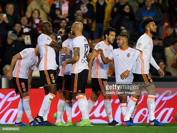 Valencia CF v CD Leganes - La Liga : News Photo