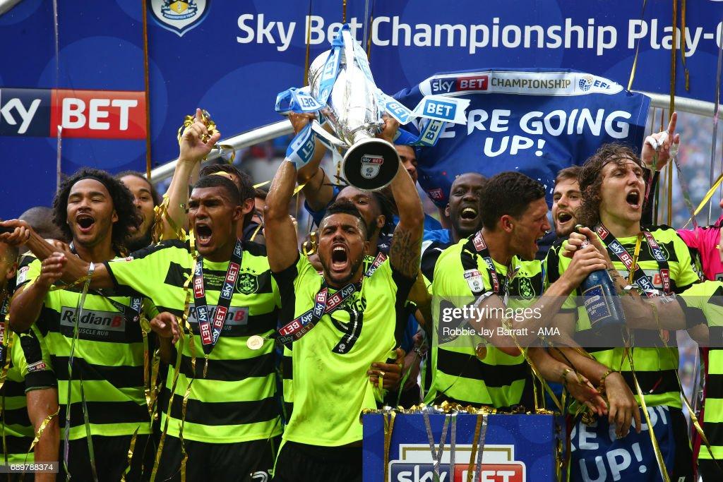 Reading v Huddersfield Town - Sky Bet Championship Play Off Final : News Photo