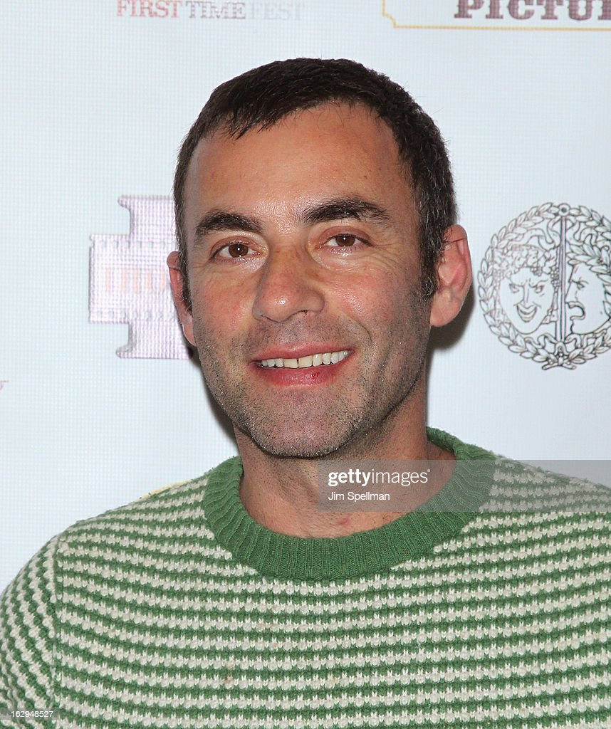 Eliav Lilti attends the opening night party for the 2013 First Time Fest at The Players Club on March 1, 2013 in New York City.