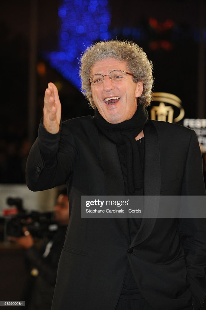 Elie Chouraqui attends the Opening Ceremony of the Marrakech 10th Film Festival.