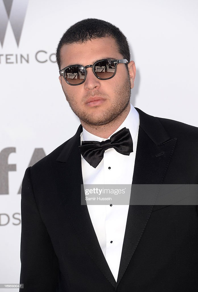 Elie Saab Junior attends amfAR's 20th Annual Cinema Against AIDS during The 66th Annual Cannes Film Festival at Hotel du Cap-Eden-Roc on May 23, 2013 in Cap d'Antibes, France.