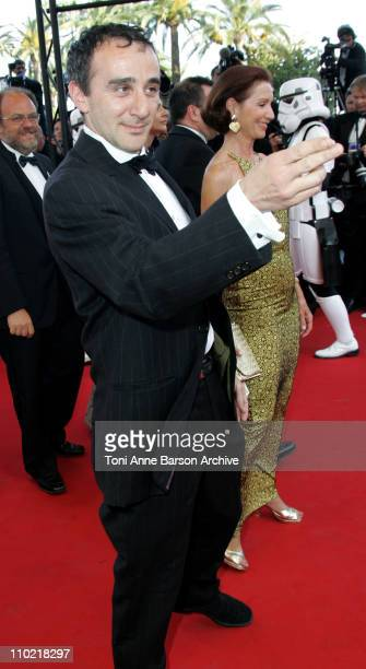 Elie Semoun during 2005 Cannes Film Festival 'Star Wars Episode III Revenge of the Sith' Premiere in Cannes France