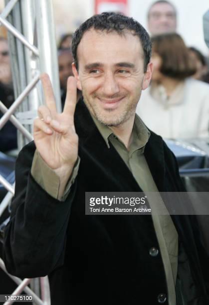 Elie Semoun during 'Mission Impossible III' Paris Premiere Arrivals at UGC Cine Cite La Defense in Paris France
