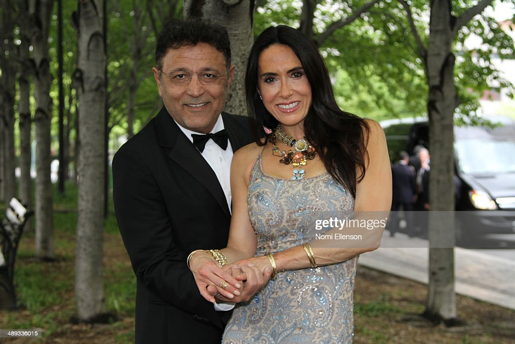 <a gi-track='captionPersonalityLinkClicked' href=/galleries/search?phrase=Elie+Tahari+-+Fashion+Designer&family=editorial&specificpeople=6746036 ng-click='$event.stopPropagation()'>Elie Tahari</a> and Joanne Blessinger attend the 2014 Ellis Island Medals Of Honor at Ellis Island on May 10, 2014 in New York City.