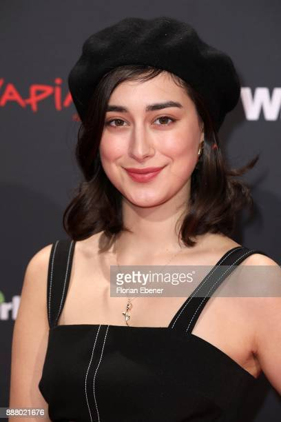 Elif Demirezer attends the 1Live Krone at Jahrhunderthalle on December 7 2017 in Bochum Germany