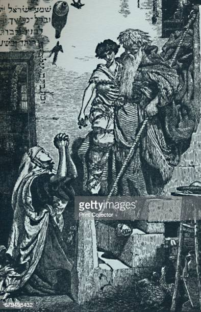 Elijah and the Widow's Son' c18401890 From the Book of Kings God told Elijah to go to the town of Sarepta and to seek out a widow that would find him...