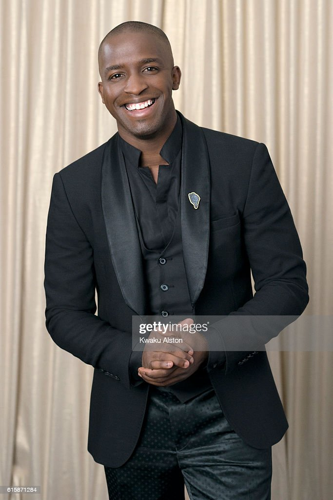 Black Men in Hollywood Dinner Portraits, Essence, February 27, 2014