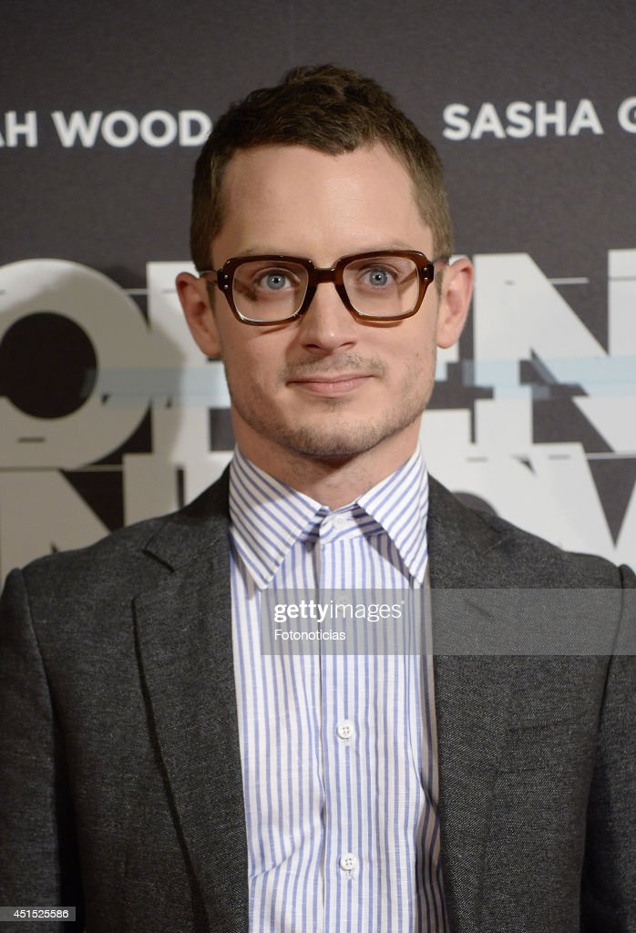 <a gi-track='captionPersonalityLinkClicked' href=/galleries/search?phrase=Elijah+Wood&family=editorial&specificpeople=171364 ng-click='$event.stopPropagation()'>Elijah Wood</a> attends the 'Open Windows' premiere at Capitol cinema on June 30, 2014 in Madrid, Spain.