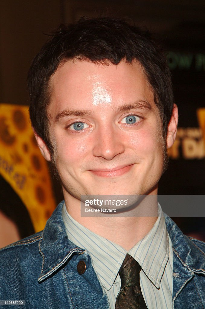 Elijah Wood during 'Everything is Illuminated' New York City Premiere - Arrivals at Landmark's Sunshine Cinema in New York City, New York, United States.