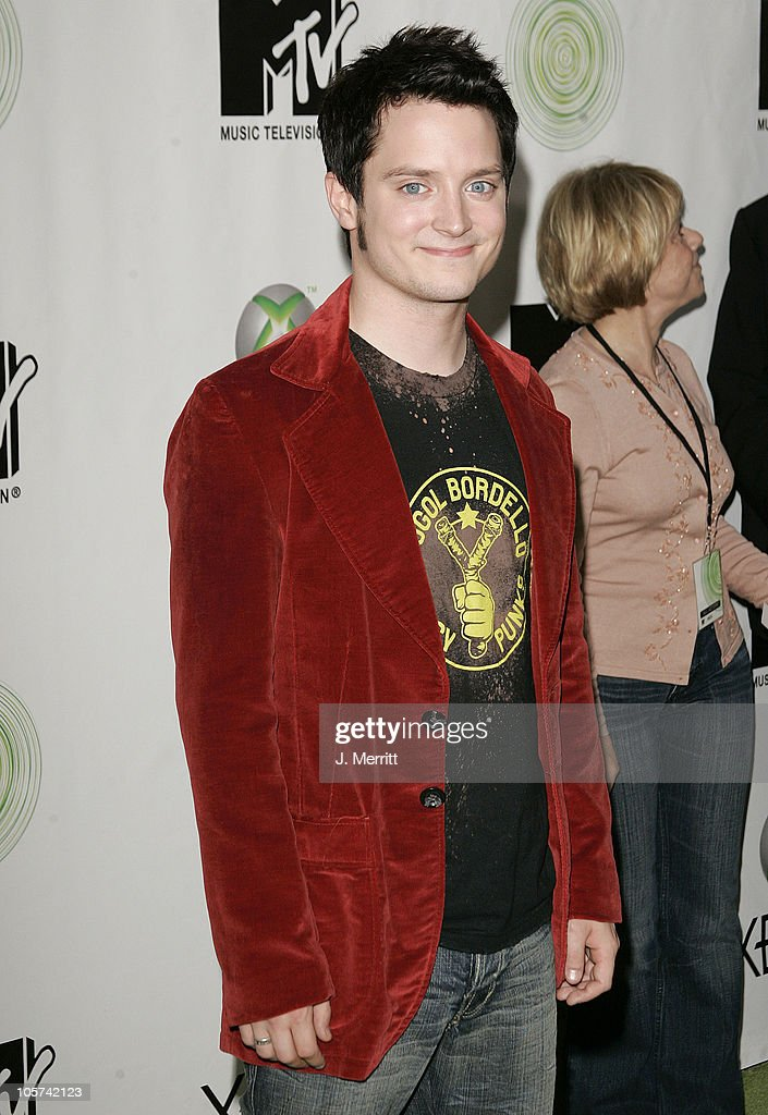 Elijah Wood during Next Generation Xbox Revealed - Arrivals in Los Angeles, California, United States.