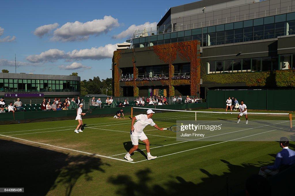 Middle Sunday: The Championships - Wimbledon 2016