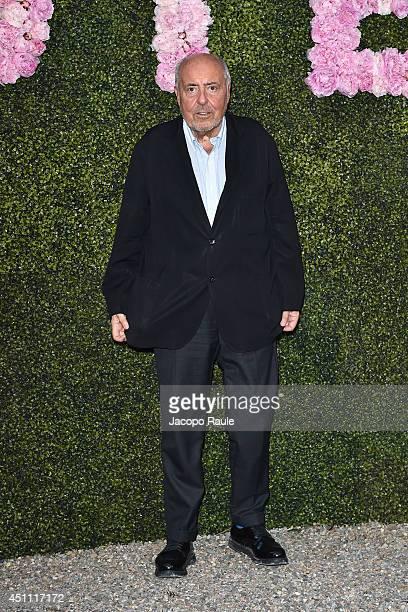 Elio Fiorucci attends the Stella McCartney Garden Party during the Milan Fashion Week Menswear Spring/Summer 2015 on June 23 2014 in Milan Italy