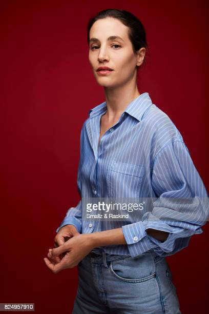 Elisa Lasowski of Ovation's 'Versailles' poses for a portrait during the 2017 Summer Television Critics Association Press Tour at The Beverly Hilton...