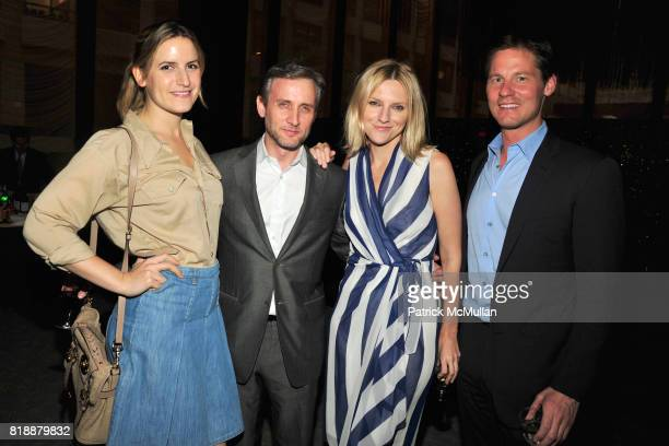Elisa LipskyKatasz Dan Abrams Laura Brown and David Zinczenko attend Book Release Party for VICKY WARD's New Book 'THE DEVIL'S CASINO' at Four...