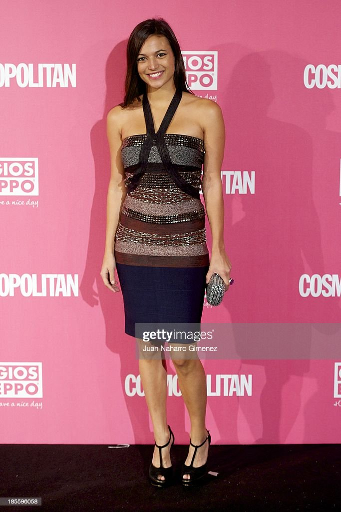 <a gi-track='captionPersonalityLinkClicked' href=/galleries/search?phrase=Elisa+Mouliaa&family=editorial&specificpeople=7068487 ng-click='$event.stopPropagation()'>Elisa Mouliaa</a> attends the Cosmopolitan Fun Fearless Female Awards 2013 at the Ritz Hotel on October 22, 2013 in Madrid, Spain.
