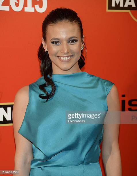 Elisa Mouliaa attends the Fotogramas Awards at Joy Eslava Club on March 7 2016 in Madrid Spain