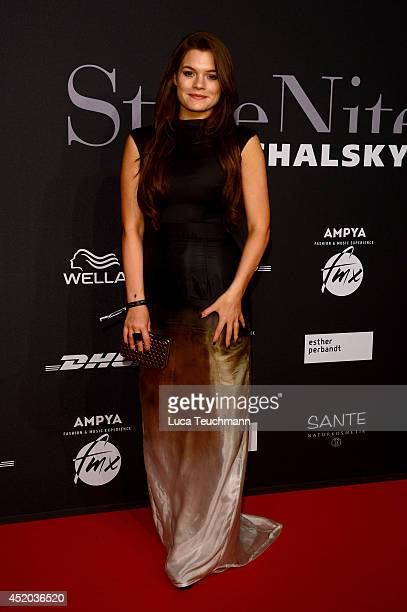 Elisa Schmidt attends the Michalsky Style Night at Tempodrom on July 11 2014 in Berlin Germany