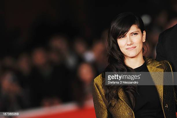 Elisa Toffoli attends the Opening Ceremony and 'L'Ultima Ruota Del Carro' Premiere during The 8th Rome Film Festival on November 8 2013 in Rome Italy