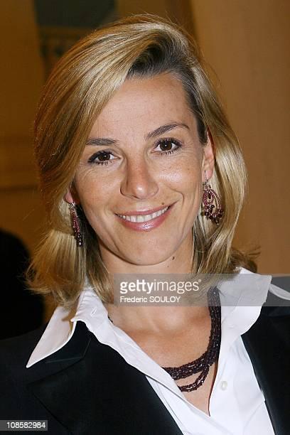Elisabeth Badinter in Paris France on June 26 2006