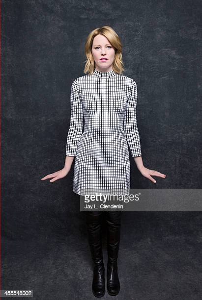 Elisabeth Banks for Los Angeles Times on January 18 2014 in Park City Utah PUBLISHED IMAGE CREDIT MUST READ Jay L Clendenin/Los Angeles Times/Contour...