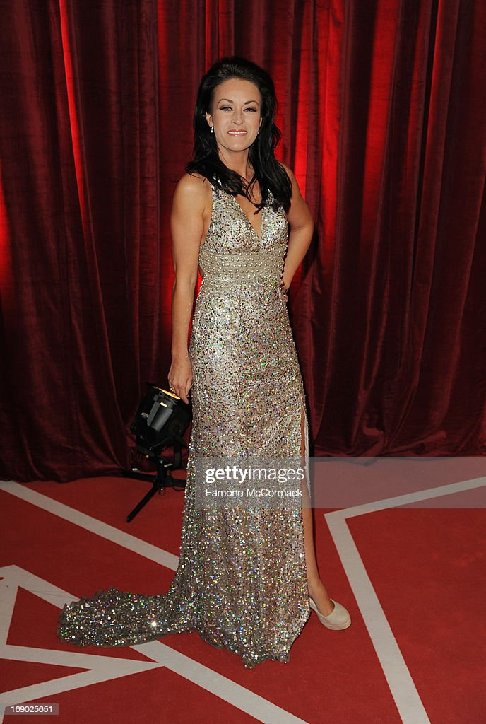 Elisabeth Dermot Walsh attends the British Soap Awards at Media City on May 18, 2013 in Manchester, England.