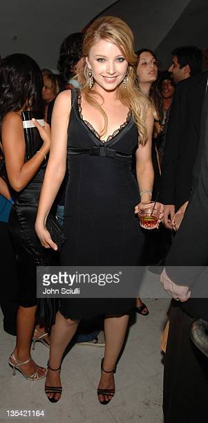Elisabeth Harnois during 'Pretty Persuasion' Los Angeles Premiere After Party at Montmartre in Hollywood California United States
